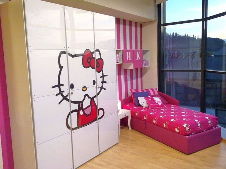 Armadio Hello Kitty