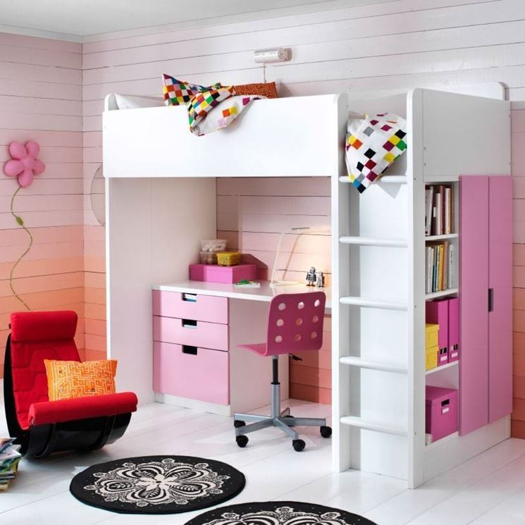 Idee camerette ikea idee camerette for Idee per camerette