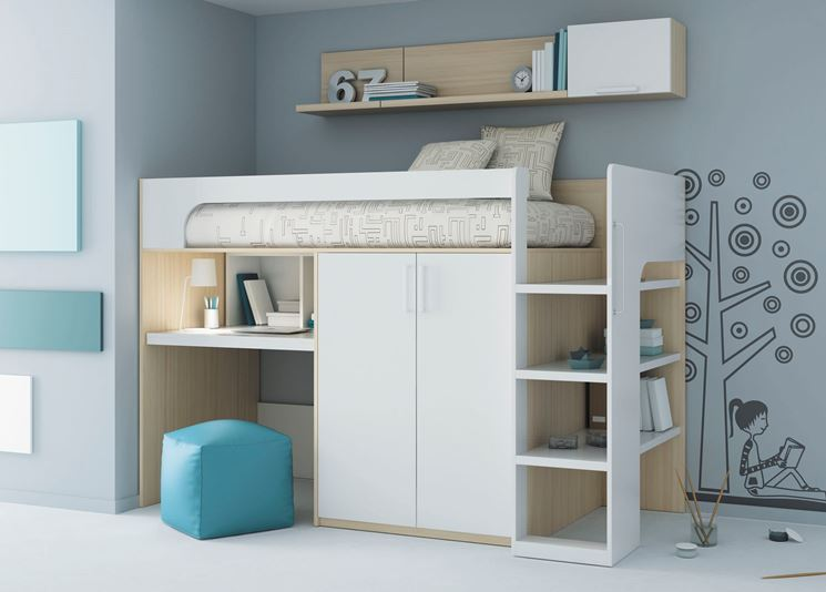 Camere A Soppalco Ikea. Camere A Soppalco Ikea With Camere A ...